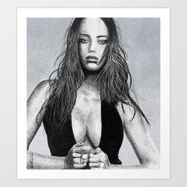 Cate Chant Art Print