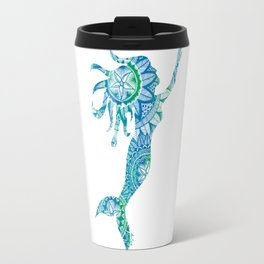 Mer-mazing Mermaid! Travel Mug