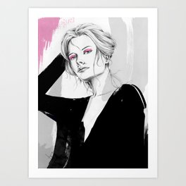 Current Mood Art Print