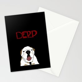 Derp Case 2 Stationery Cards