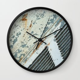 Rustic Air Wall Clock