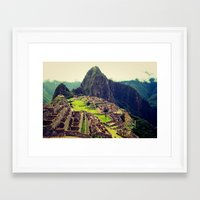 peru Framed Art Prints featuring Peru by jamesrizzi