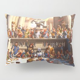Once upon a time Poster Logic Pillow Sham
