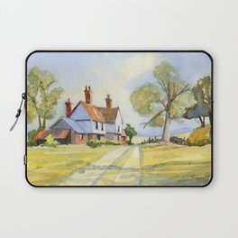 Country Cottage in Kentucky Laptop Sleeve