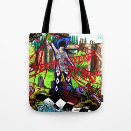 Fever to Tell Tote Bag