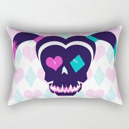 Harley Q Blitz Rectangular Pillow