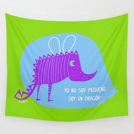 pequeño dragón Wall Tapestry