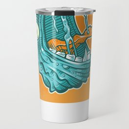 C is for Chompzilla Travel Mug