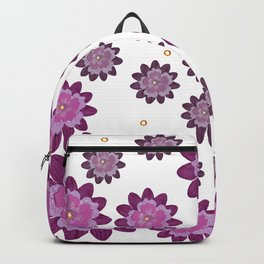 Flower patterns 3 Backpack