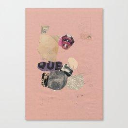 Karl-Marx-Platz 10 Canvas Print