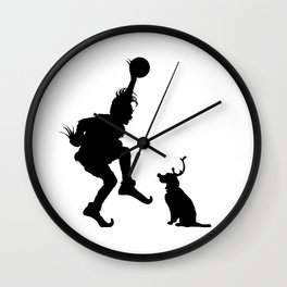 #TheJumpmanSeries, The Grinch Wall Clock
