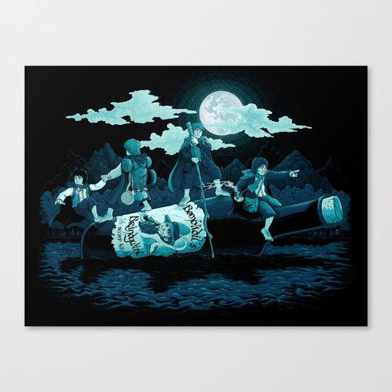 The Brandywine Canvas Print