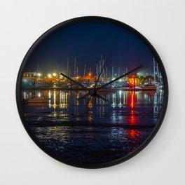 Eastney Lights Wall Clock