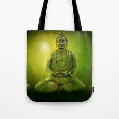 Happy Buddha 1 Tote Bag