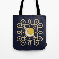 Celestial Convergence Tote Bag