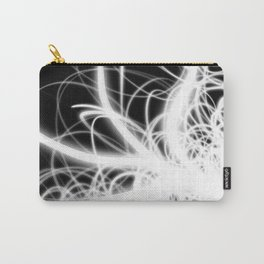 Complex Light Flow Carry-All Pouch