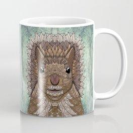 Ornate Squirrel Coffee Mug