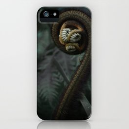 What? iPhone Case
