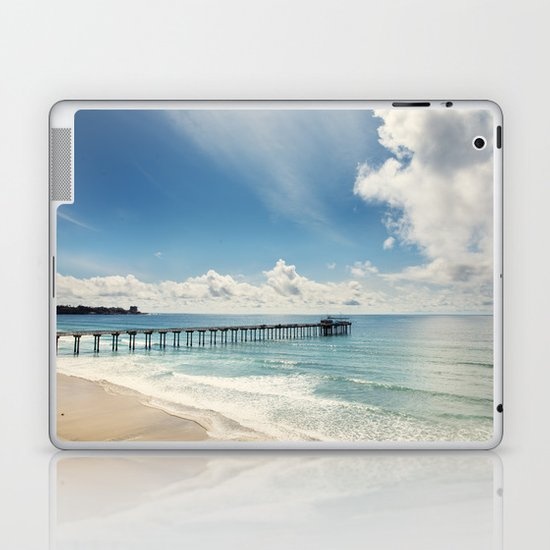 In The Moment Laptop & iPad Skin
