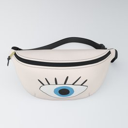 Blue eye Fanny Pack