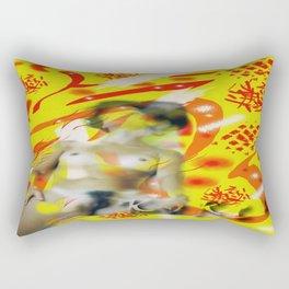 Homage to Balzac n.10 Rectangular Pillow