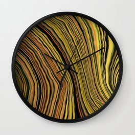 Goldenization Wall Clock