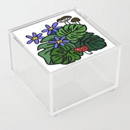 Nature  Acrylic Box