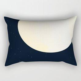 Bright Moon Rectangular Pillow
