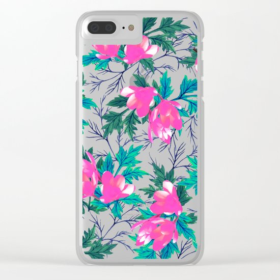 Summer Garden #society6 #decor #buyart Clear iPhone Case