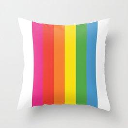 OneStep Instant Camara Stripes Throw Pillow