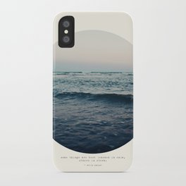 In Storm iPhone Case