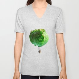 Iceberg Balloon Unisex V-Neck