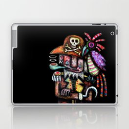 Old Pirate Laptop & iPad Skin