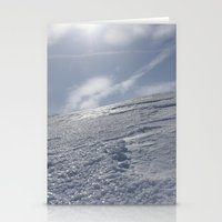 alaska Stationery Cards featuring Alaska by Chris Root