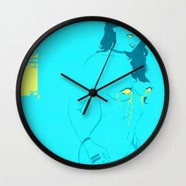 Inhuman Needs Wall Clock