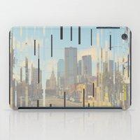 dallas iPad Cases featuring Dallas by Calepotts