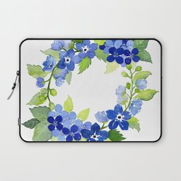 French Blues Laptop Sleeve