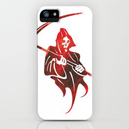 Blades of Death iPhone Case