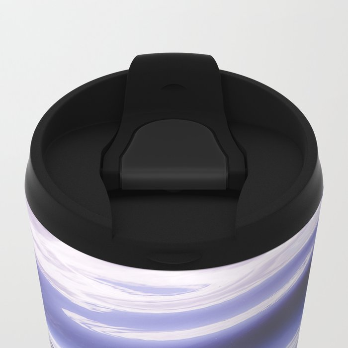 Fluid summer II Metal Travel Mug