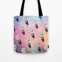 Chibi Viktor Pattern Tote Bag