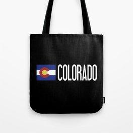 Colorado: Coloradan Flag & Colorado Tote Bag