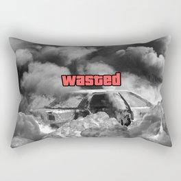 Wasted GTA Rectangular Pillow