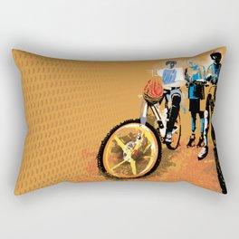 3 musketeers Rectangular Pillow