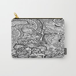 Calling Out Carry-All Pouch