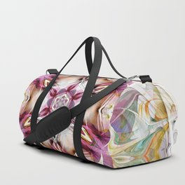 Mandalas from the Heart of Change 7 Duffle Bag