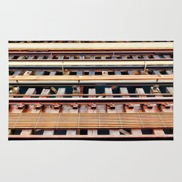 Railway tracks Rug