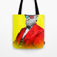 This is the new retro Tote Bag