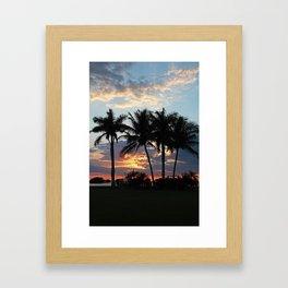 The Last Hurrah Framed Art Print