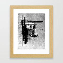 Evolution of Cognition Framed Art Print