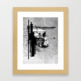 Evolution of Cognition Framed Art Print